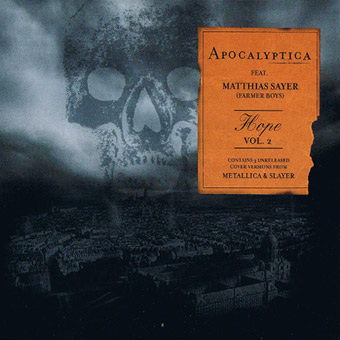 Hope Vol. 2 - Apocalyptica feat. Matthias Sayer